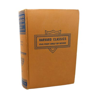 Harvard Classics - Charles W. Eliot