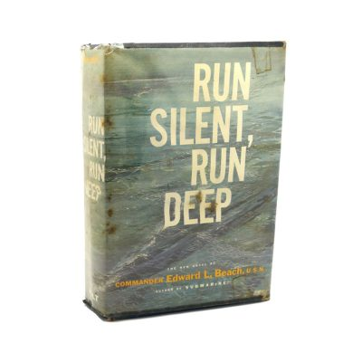 Run Silent, Run Deep Old Book
