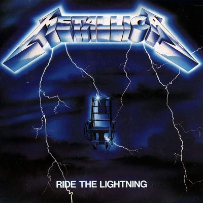 Ride The Lightning 180